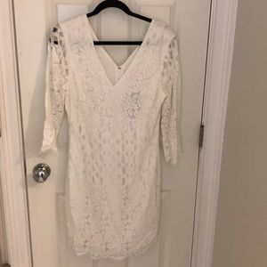 NEW, tags on, Lily Pulitzer White Dress